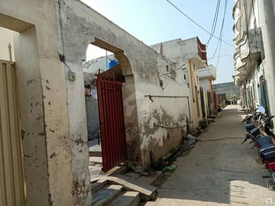 Single Storey House Is Available For Sale In Lalazar Colony Bhimber Road Gujrat
