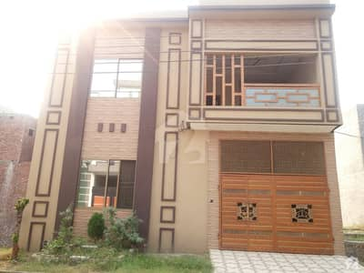 Double Storey House Available For Sale In Ismail Block