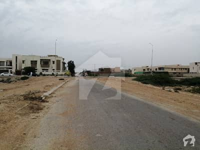 D Cutting 500 Yards Residential Plot Is Up For Sale In Khyaban e Shujaat