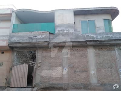 6 Marla & 168 Square Feet Double Storey House Available For Sale
