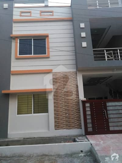 Brand New Double Storey House Is Available For Sale In Block D