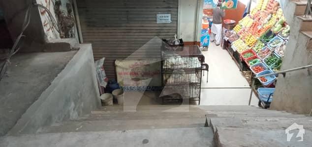G13 Best location Corner basement shop for sale size 10 x 18 available Near Main Kashmir highway