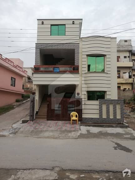 Corner House For Sale In Pakistan Town Phase 1
