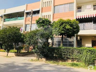 2nd Floor Apartment For Rent In Askari 7