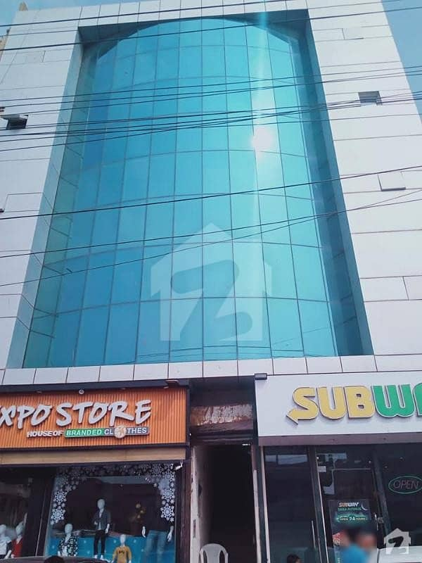 Office Available For Sale At Dha Phase 5 Badar Commercial Saba Avenue