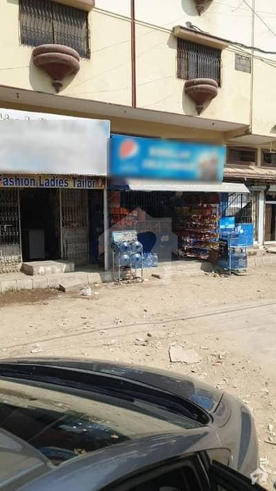 Main Gulistan e zafar off SMCHS Shop For sale prime location