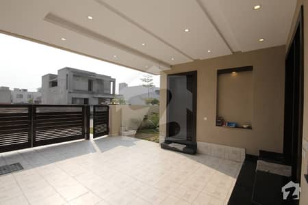 10 Marla Brand New Beautiful House For Sale In DHA