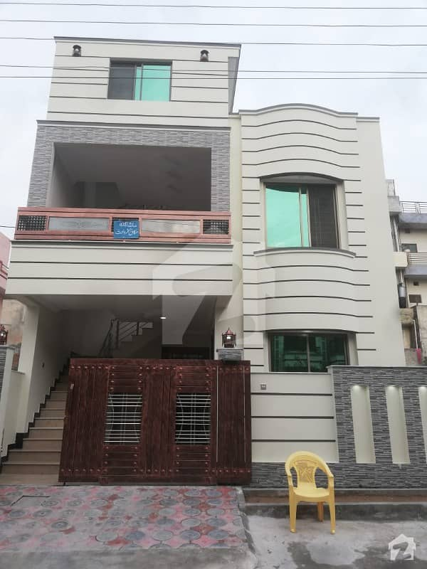 5 Marla Brand new Double Story house for sale in Pakistan Town Near PWD CBR Media Town Bahria Town