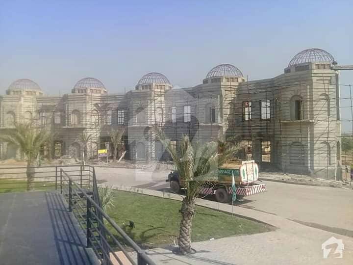 بلیو ورلڈ سٹی چکری روڈ راولپنڈی میں 8 مرلہ پلاٹ فائل 80 ہزار میں برائے فروخت۔