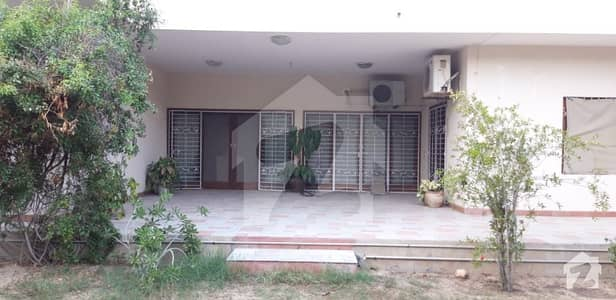 1000 Sq Yard Single Story Bungalow Available For Rent