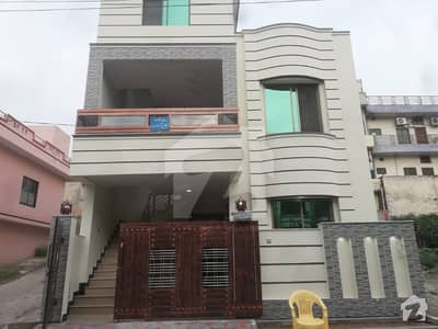 5 Marla Brand New Double Storey House For Sale In Pakistan Town
