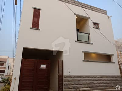 Brand New West Open 1 Unit Floor House Is Available For Sale