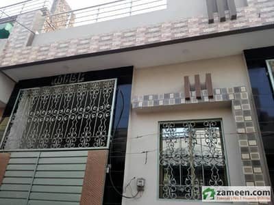 3 Marla Furnished House Is Available For Sale