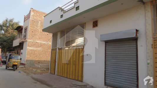 5 Marla Single Storey House Available For Sale In Haseeb Town