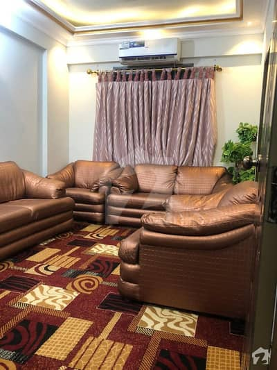 Brand New Furnished Studio 3rd Floor 450 Sq Feet Apartment For Sale 2 Bed Lounge