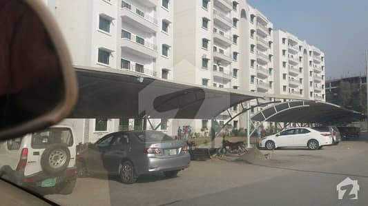 10 Marla 3 Bedroom Flat For Sale In Askari Lahore