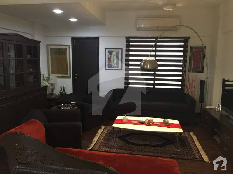 2 Bedroom 1st Floor Flat For Rent At Ittehad Commercial Dha Phase 6 Khi