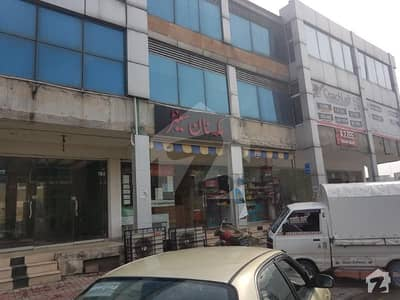 Ground Floor Shop For Sale Bahria Town Phase 6