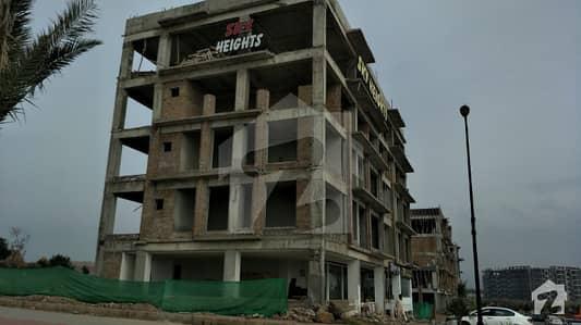 Bahria Encalve Islamabad Commercial shops for sale opp headoffice