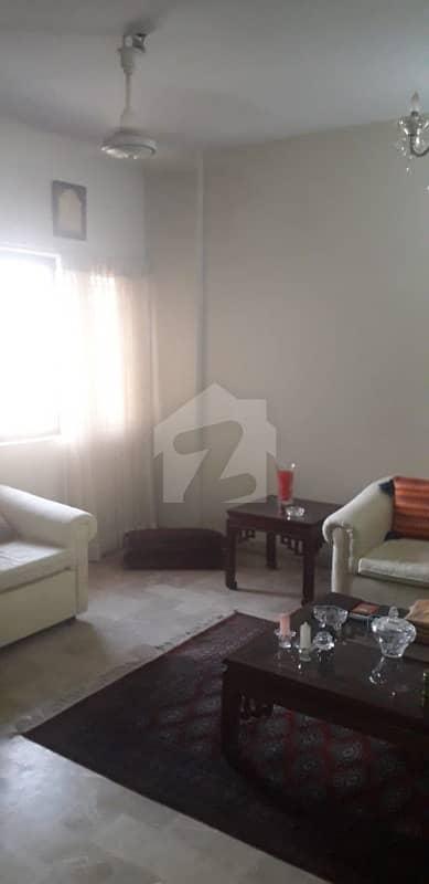 کلفٹن کراچی میں 3 کمروں کا 8 مرلہ فلیٹ 2.48 کروڑ میں برائے فروخت۔