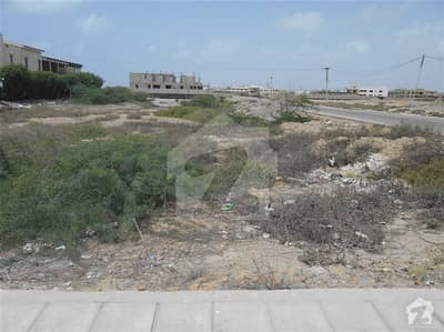 Plot Available For Sale on 5th Street Phase 7 Ext Dha Khi
