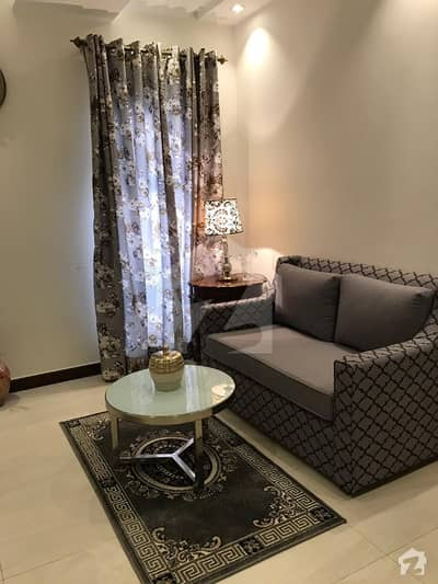 Good Chance Of Small Investment For Big Rental Income 1 Bed VIP Fully Furnished Flat Available For Sale In Sector C