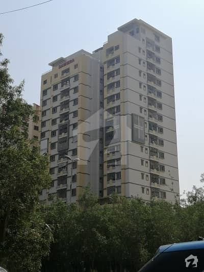 Sawera Sky Tower 4 Bed Flat For Sale With Dd Main Shaheed-e-millat Road