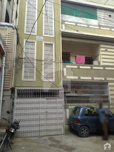 120 sq yards Double Storey Bungalow For Sale In Sector 11L NorthKarachi