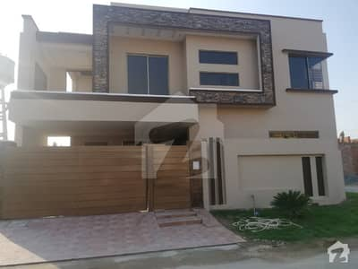 10 Marla Corner Brand New Double Storey House For Sale