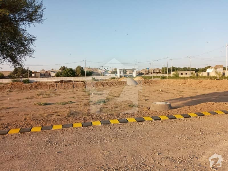 Plot Is Available For Sale Karachi Rajput Cooperative Housing Society