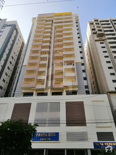 PARSA CITY LUXURIA FLAT FOR RENT 4 BED WITH DD MAIN KHALID BIN WALEED ROAD