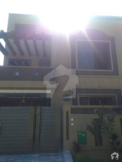 Well Built Double Unit 6 Marla House for Sale in Bahria Nasheman Lahore