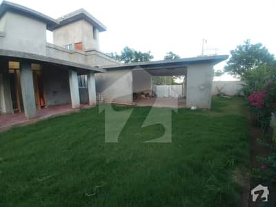 2 Kanal Newly Built Farm House  For Sale