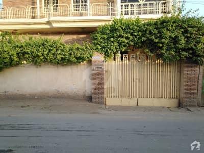12 Marla House For Sale Old Shujabad Road