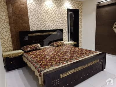 One Bed Fully Furnished Apartment Available For Rent  In Aa Block Sector D Bahria Town Lahore