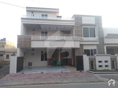 Double Storey House For Sale In Main Road CBR Town Phase 1 Islamabad