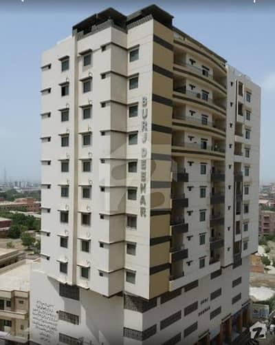 اسٹیڈیم روڈ کراچی میں 3 کمروں کا 8 مرلہ فلیٹ 85 ہزار میں کرایہ پر دستیاب ہے۔
