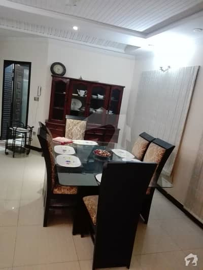 10 Marla Full Furnished Independent House For Rent 3 Bedroom Bahria Town Phase 7