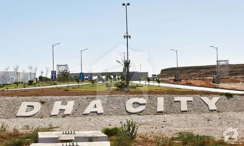 Full Paid Plot Is Available For Sale In Dha City Sector 15b