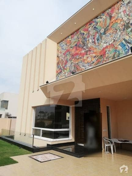 Luxurious House For Sale In Phase 6 B Block