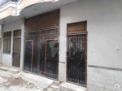 Good Location Portion Available For Rent
