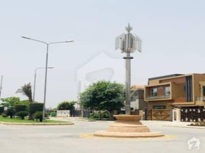 5 Marla Commercial Plot in Ghaznavi block Bahria Town Lahrore