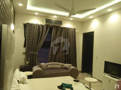 Fully Furnished Lower Portion Is Available For Rent
