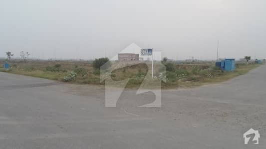 Prime Location 70 Feet Corner Plot One Call Deal