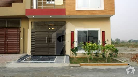 3 Marla House For Sale In M Block Of Formanites Housing Scheme Lahore