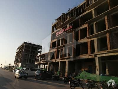 Ground Floor Shop, G-07  Available For Sale In Gulf Trade Center On Easy Installments In Front Of Bahria Enclave