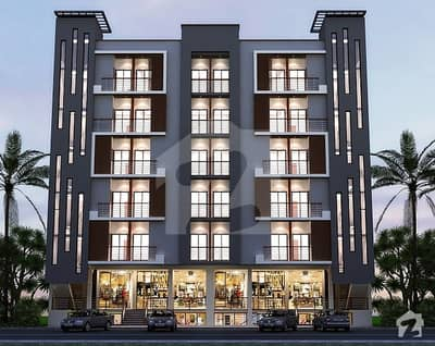 Luxury 2 Bedroom Apartment Is Available For Sale In Cloud Emporium Gulberg Greens Islamabad