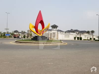 5 Marla Commercial Plot For Sale In Shershah Block Bahria Town Lahore