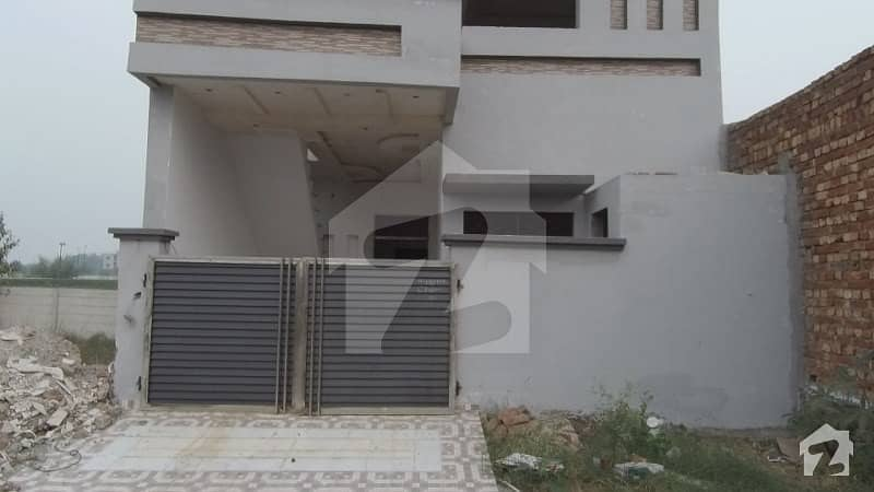 5 Marla Brand New Bungalow For Sale In Palm Villas Lahore