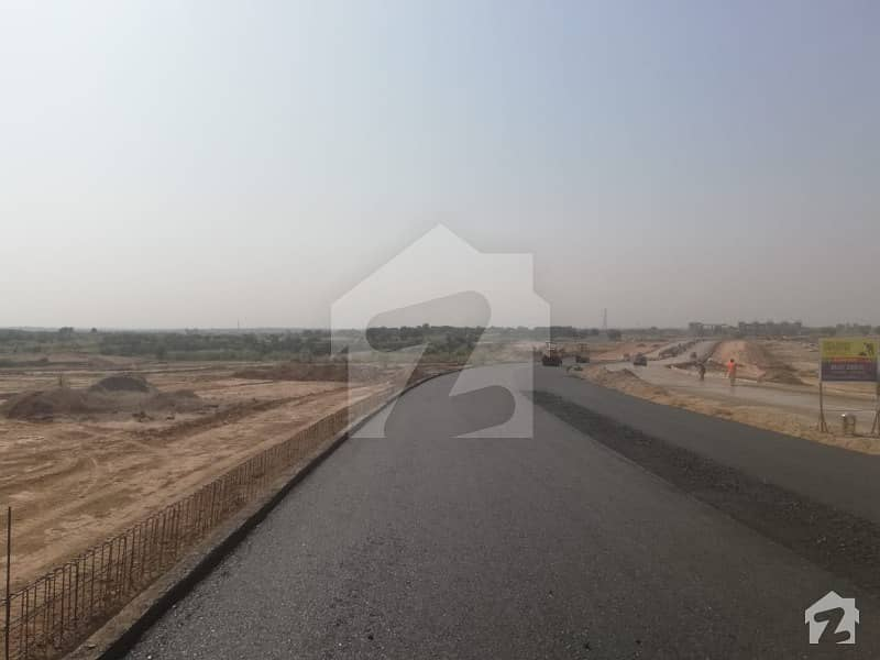 Overseas Plot Is Available For Sale